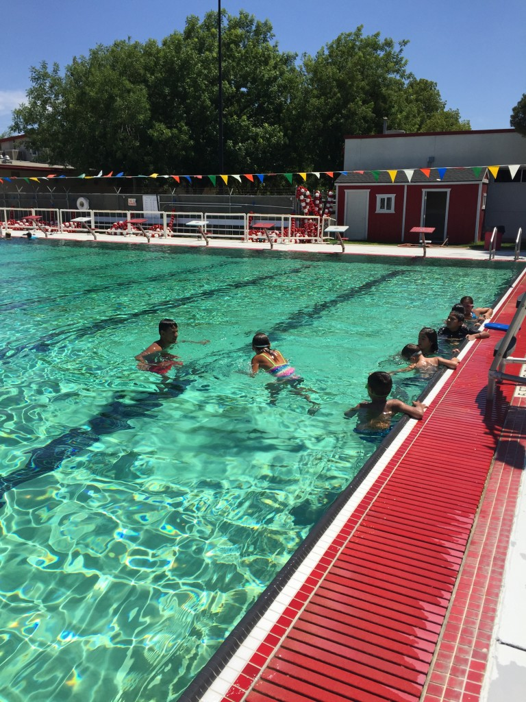 Swim Lessons City Of Kerman
